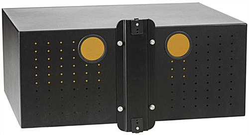 Front Mounting AV Cabinet for LPGP TV Series, Easy Installation