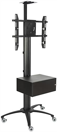 Front Mounting AV Cabinet for LPGP TV Series, Locking