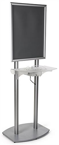 "22"" x 28"" Poster Frame Charging Station"