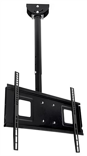 Hanging TV mount for VESA 200x200, 300x300, 400x300, 400x400 and 600x400