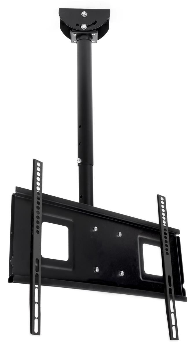 hanging tv mount fits 36 to 65 flat panel. Black Bedroom Furniture Sets. Home Design Ideas