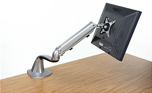 Gas Spring Desk Monitor Mount Adjustable Arm