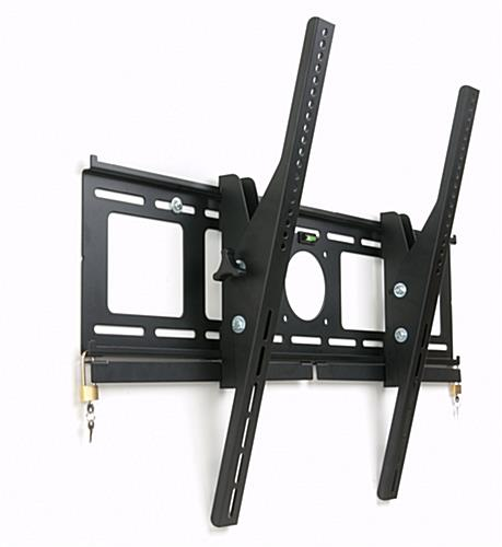 Locking Tv Wall Mount With Tilting Arms Amp 2 Locks