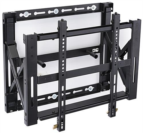 newsroom video wall bracket 10 extension. Black Bedroom Furniture Sets. Home Design Ideas
