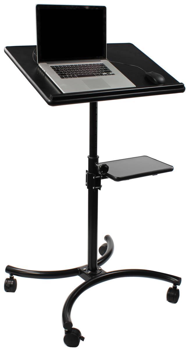 Laptop Notebook Stand 28 Quot Platform Amp Stationary Shelf