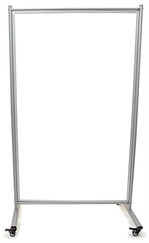 Double Sided Whiteboard Room Divider