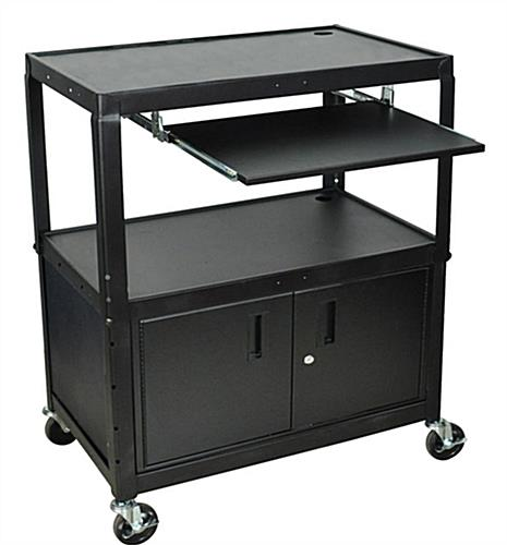 Mobile Shelf Cart