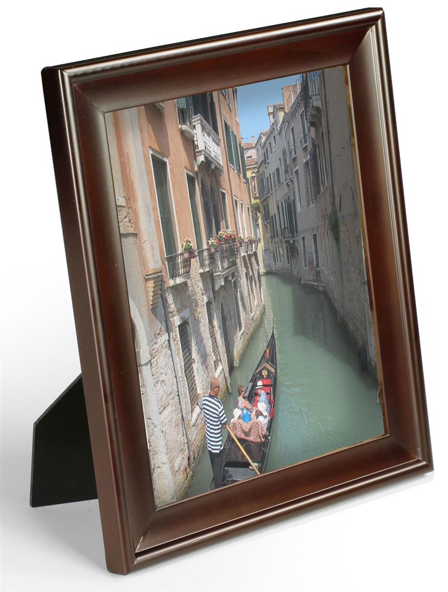 this walnut photo frame will complement your 8 x 10 photos. Black Bedroom Furniture Sets. Home Design Ideas
