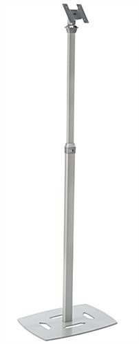 Universal Floor Stand with Tilting & Rotating Bracket