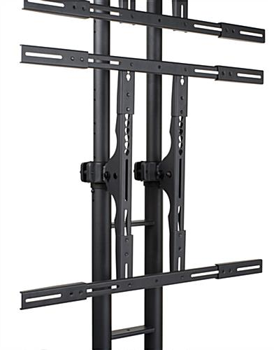 flat screen TV racks