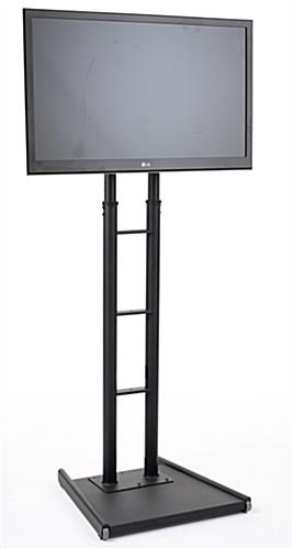 These LCD TV Stands Include a Heavily Weighted Base. This ...