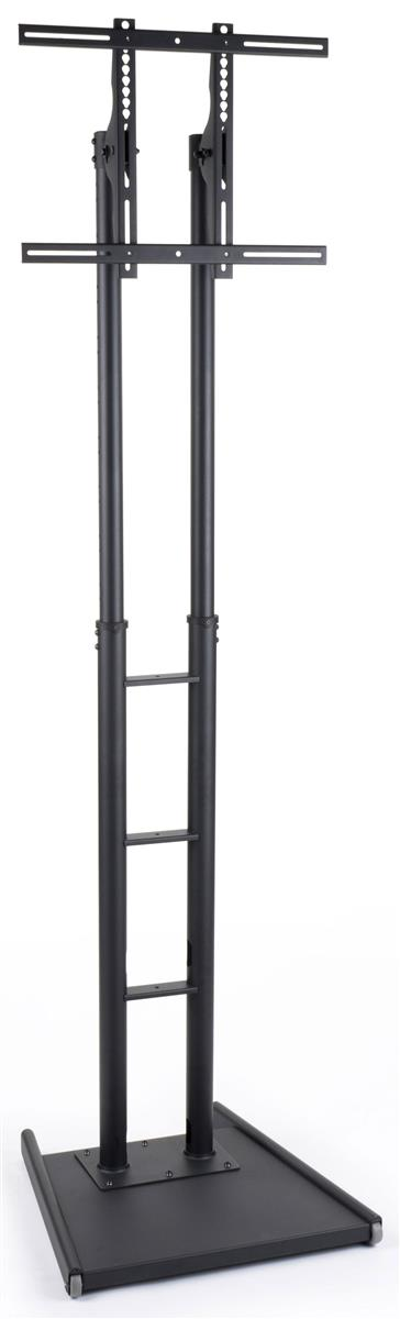 "Displays2go Extra Tall TV Stand w/ Mount for Screens 32"" ..."