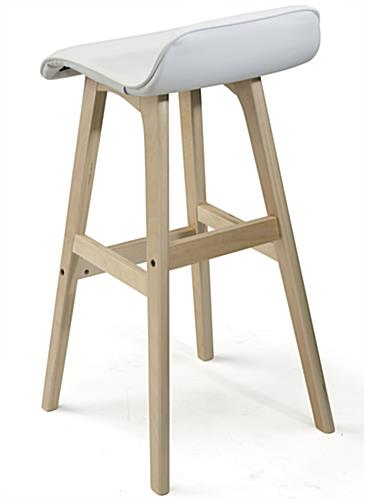 Modern Design Bar Stool with Sturdy Frame