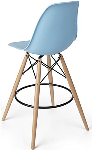 Eiffel Barstool with Backrest