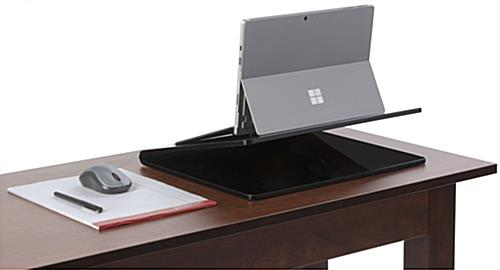 Slanted Table Top Podium for Desks