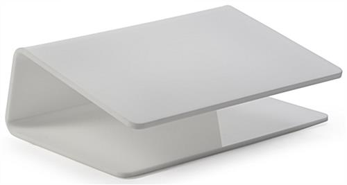 Slanted Modern Laptop Stand