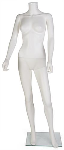 Freestanding Headless Female Mannequin