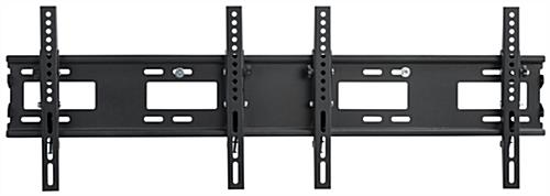 2-TV Wall Mount Bracket with VESA Compatability