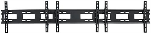 Steel 3-TV Tilt Mount