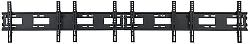 VESA Compatible 4-Monitor Wall Mount
