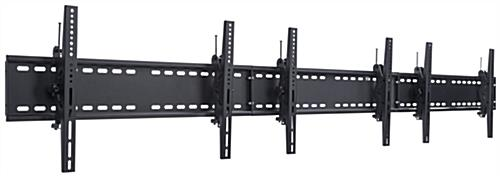 3-TV Tilt Bracket with 264lb Max Load Capacity