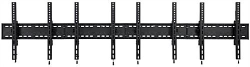 "4-Monitor Wall Portrait Tilt Mount for 30"" to 60"" Screens"