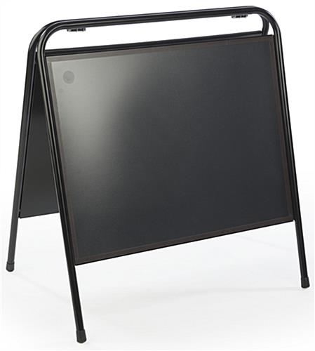"24"" x 18"" Realty A Frame is Folding"