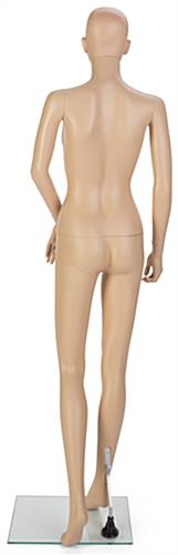 Full Body Female Mannequin with Angled Pose