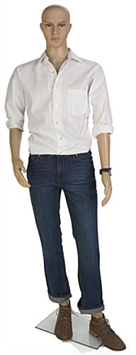 Male Cheap Mannequin with Detachable Limbs