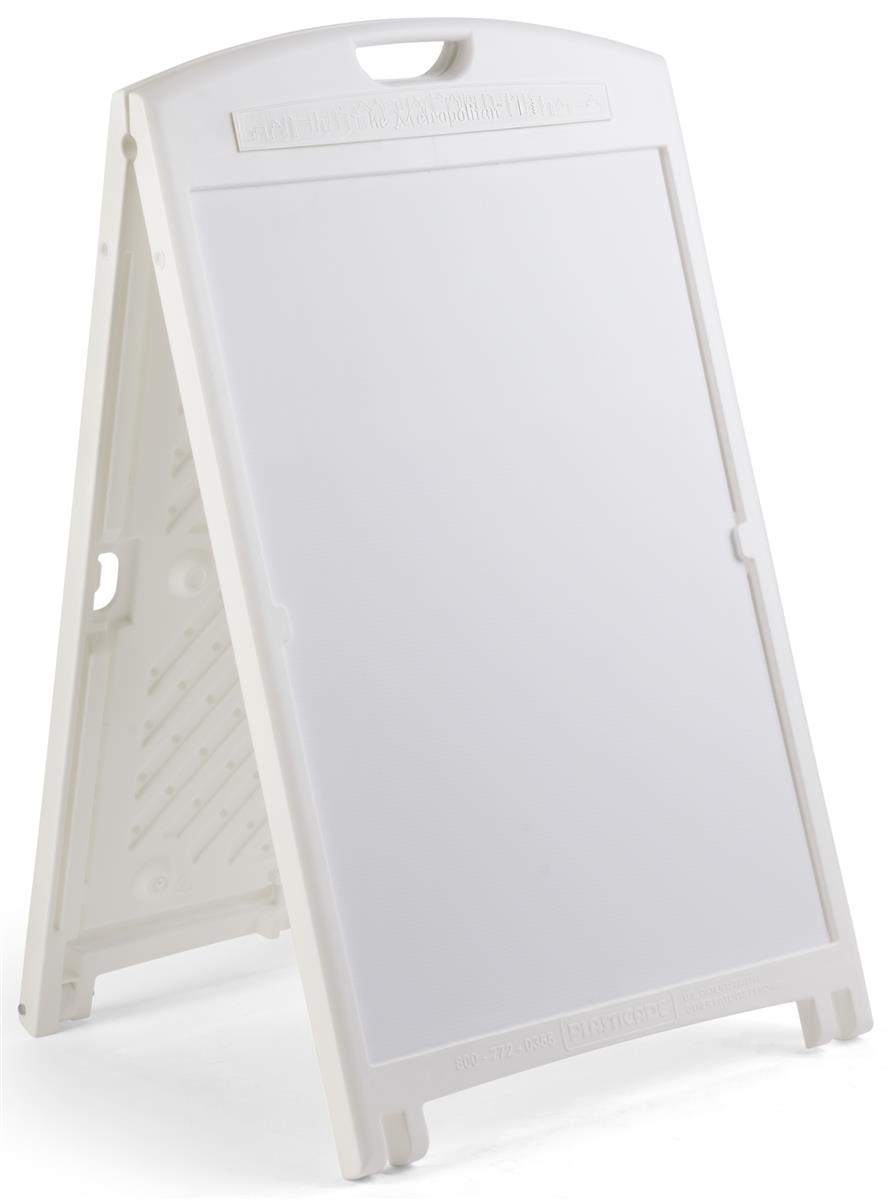 24 X 36 Pavement Sign Frame Carrying Handle