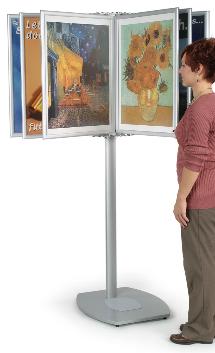 Our Multi Panel Displays Are Ideal For Sign Shops