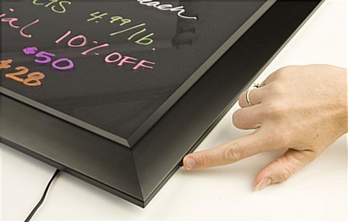 LED Writing Boards