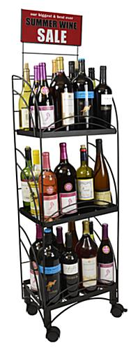 Metal Pop Display Rack