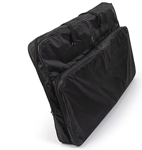 Black prize putting game carrying bag