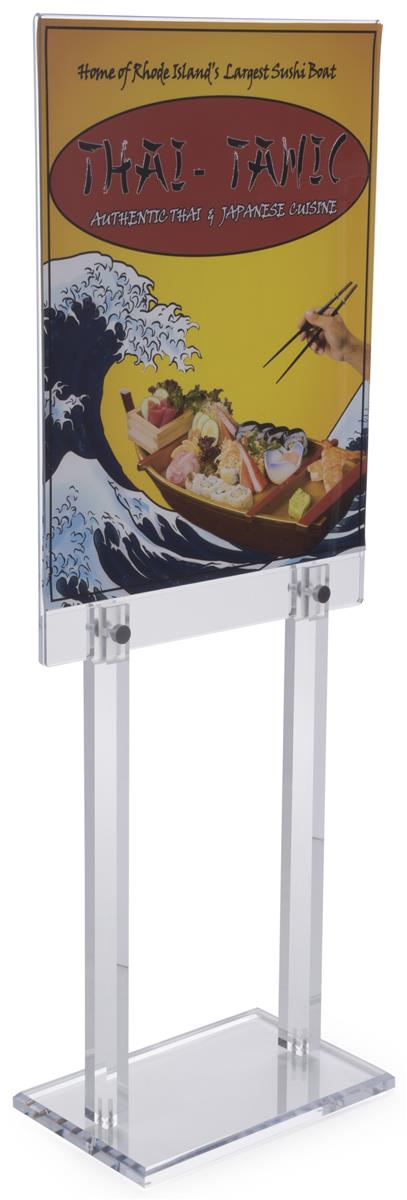 Acrylic Poster Frames Clear Frame Display Poster Holder