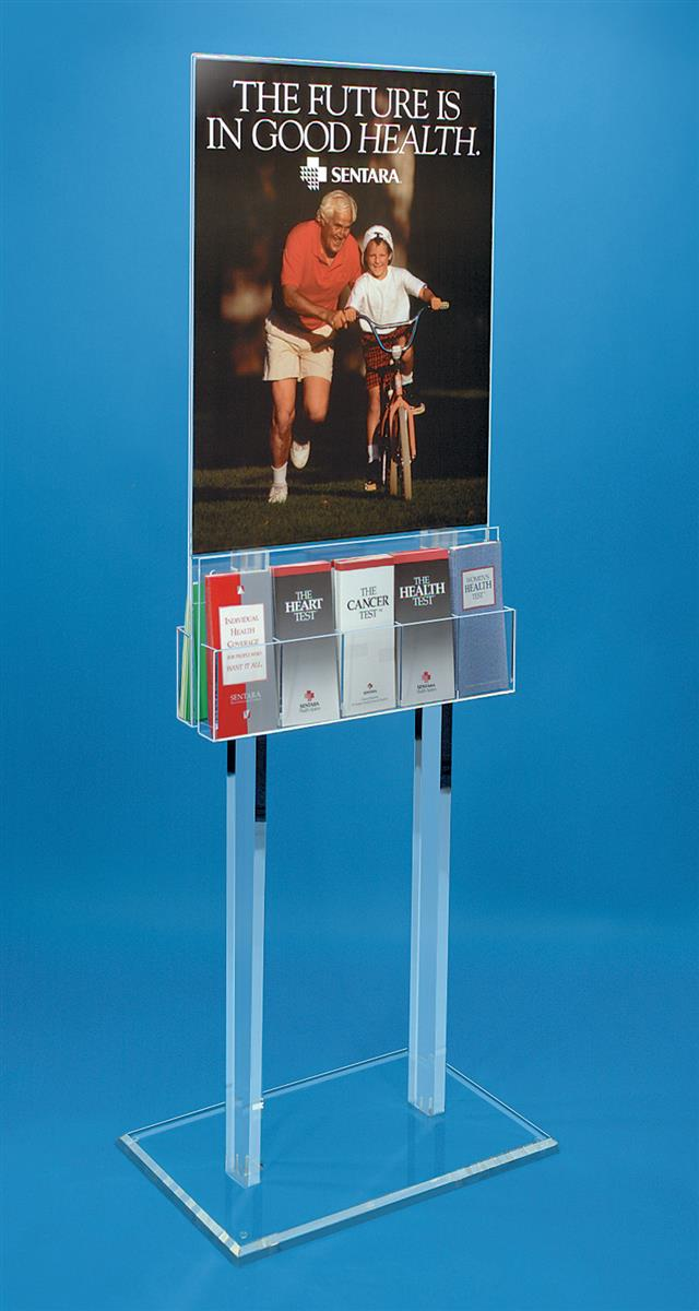 Display Racks Literature Rack Poster Stand