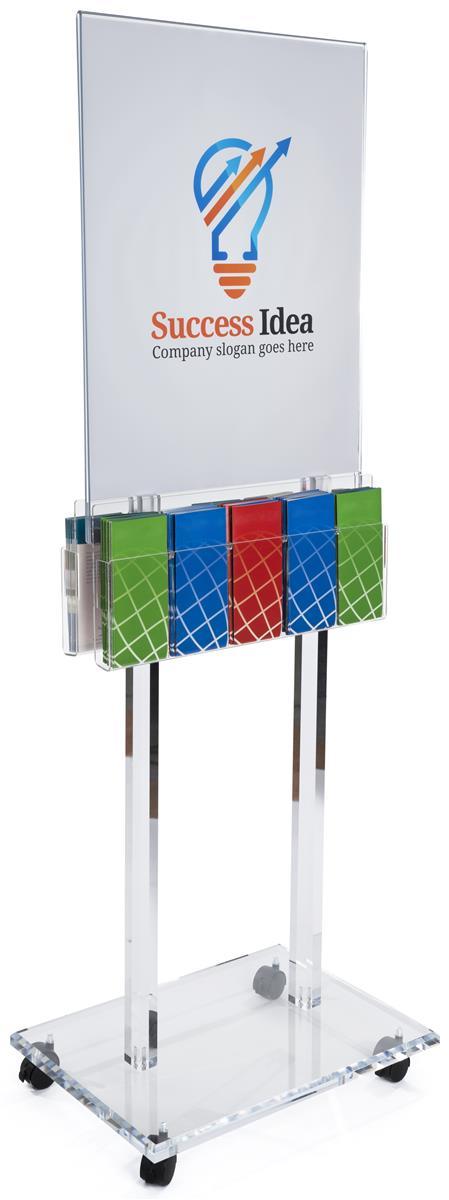 Display Stands Poster Holder Literature Racks