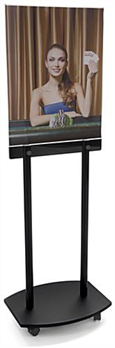"67"" Tall Sign Stand"