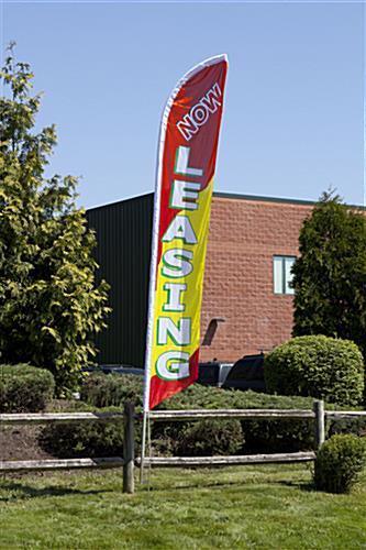 Now Leasing Flags Auto Dealer Amp Real Estate Signage