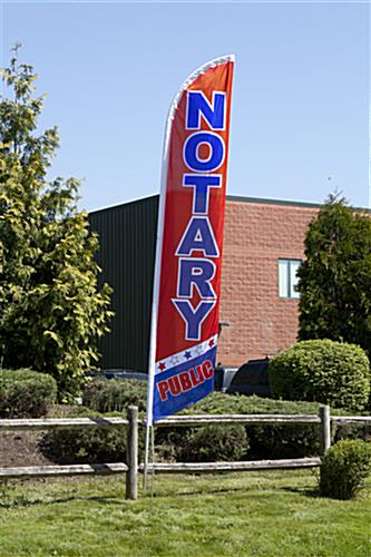 notary flag