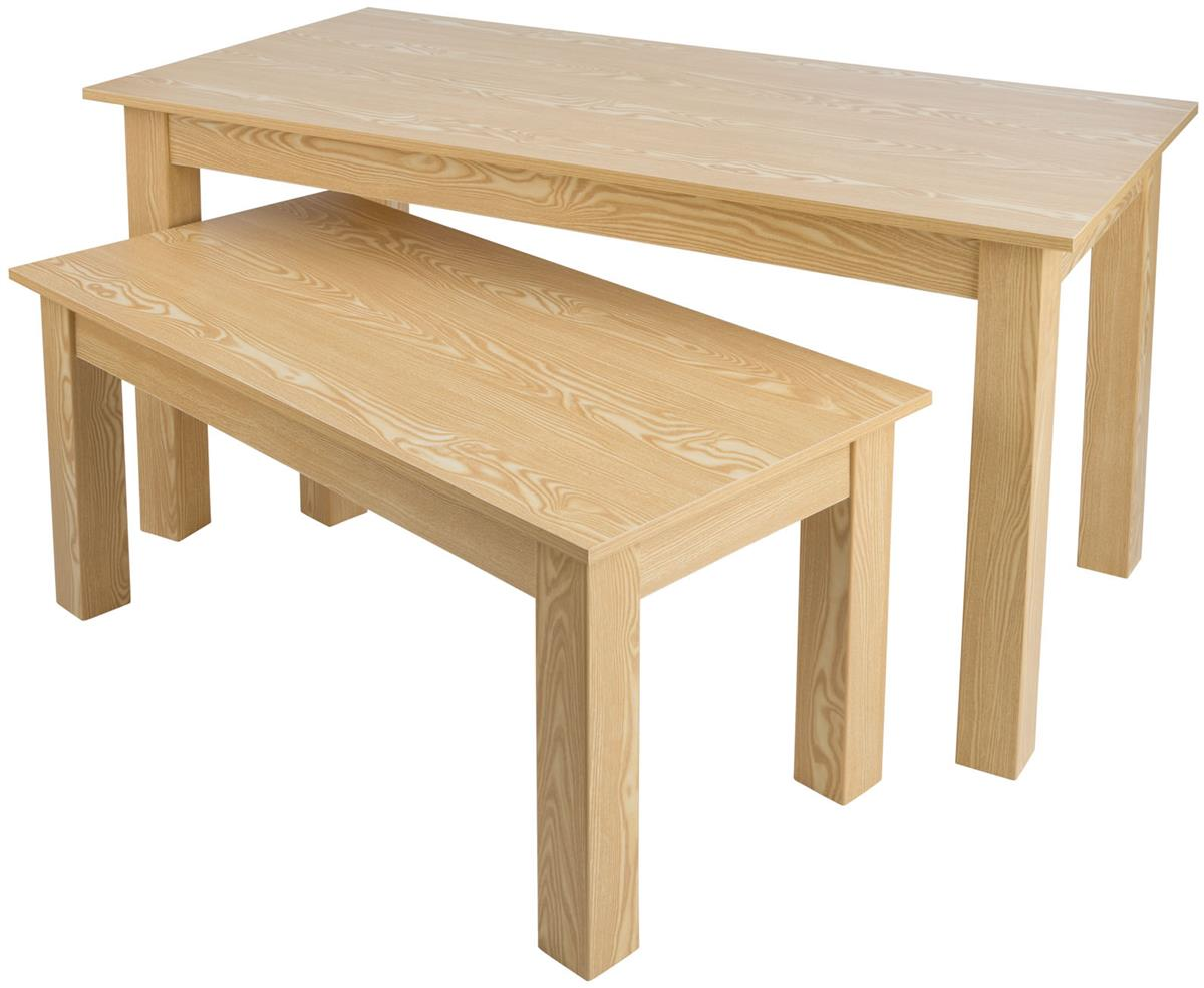 Wooden display tables particle board with melamine laminate
