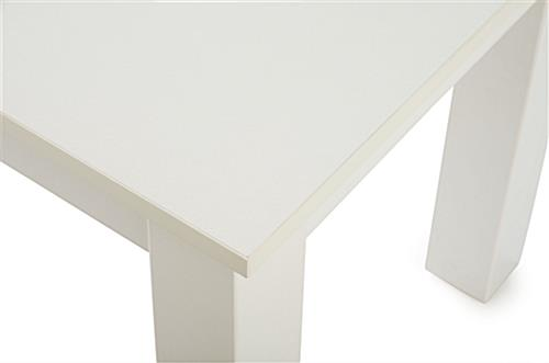 Small Nesting Table Set with Laminated Finish
