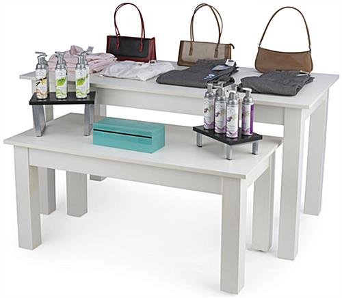 2 Piece Nesting Table Set Promoting Merchandise