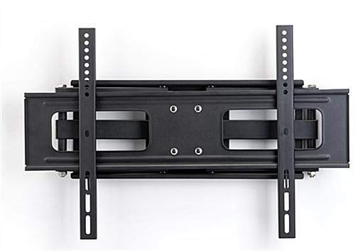 Waterproof outdoor articulating TV mount for outside venues