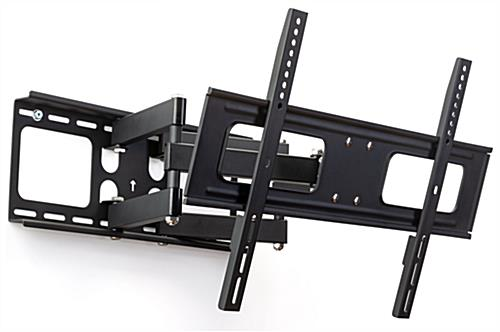 Outdoor articulating TV mount all season