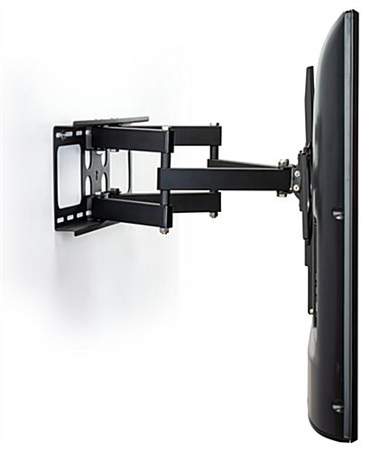 Commercial outdoor articulating TV mount for screens up to 70""