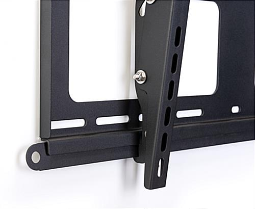 Outdoor TV  wall mount with tilt  for all weather conditons