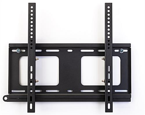 Adjustable outdoor tilt tv wall mount