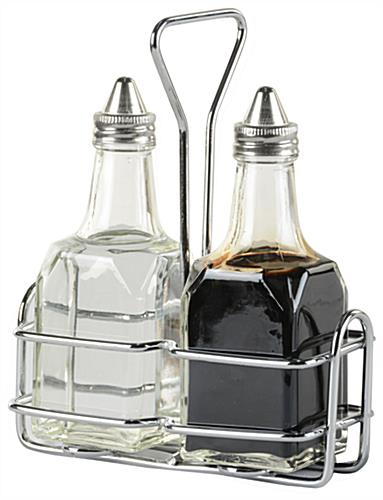 Oil and Vinegar Cruet Set