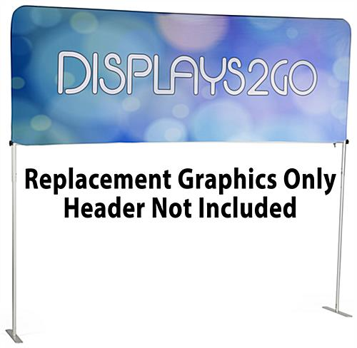Replacement Graphics for OVTHD835 (Frame Not Included)